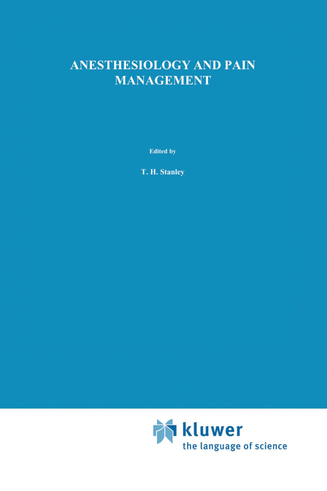 Anesthesiology and Pain Management als Buch (gebunden)