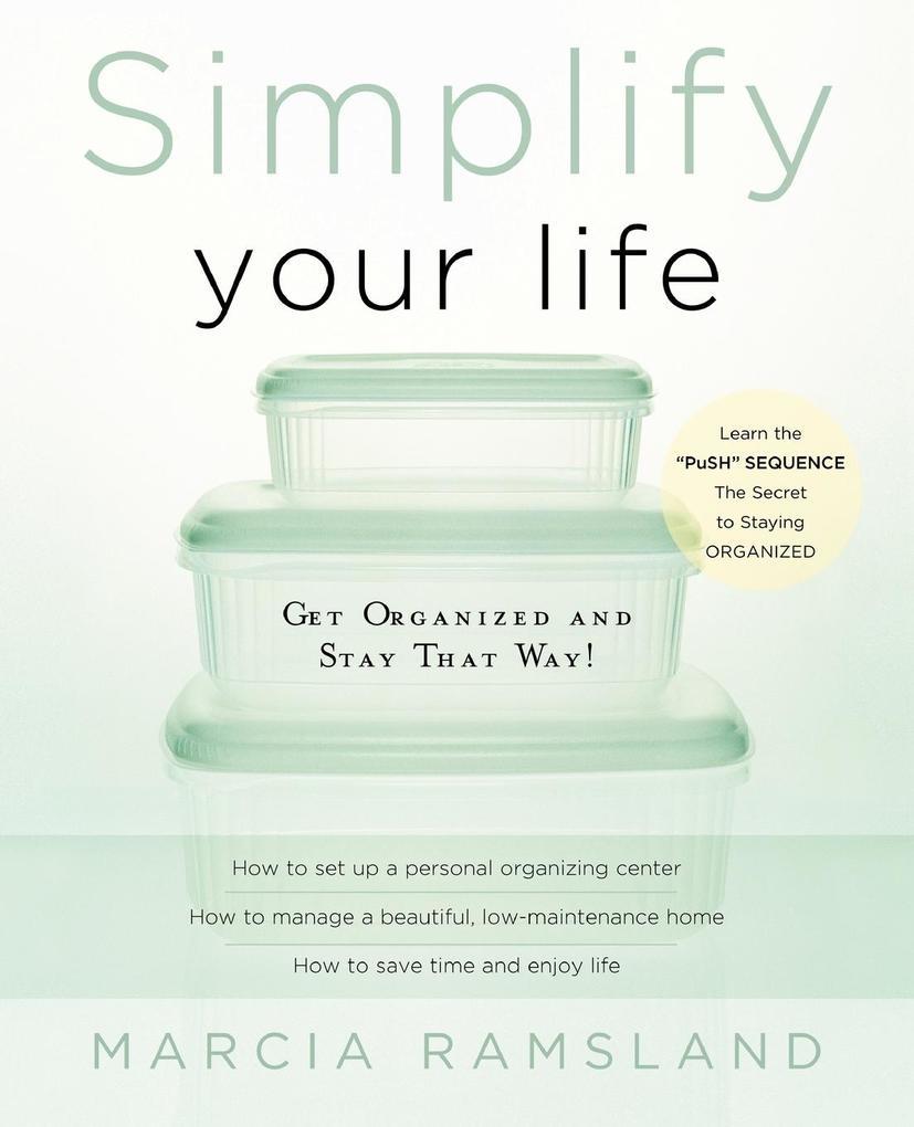 Simplify Your Life als Taschenbuch