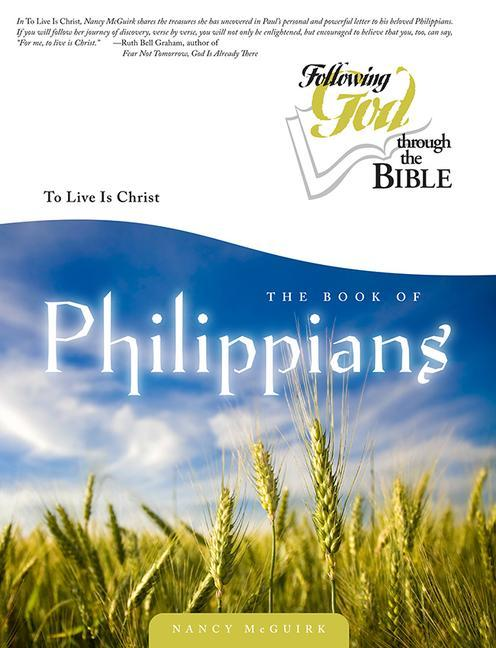 Philippians: To Live Is Christ als Buch