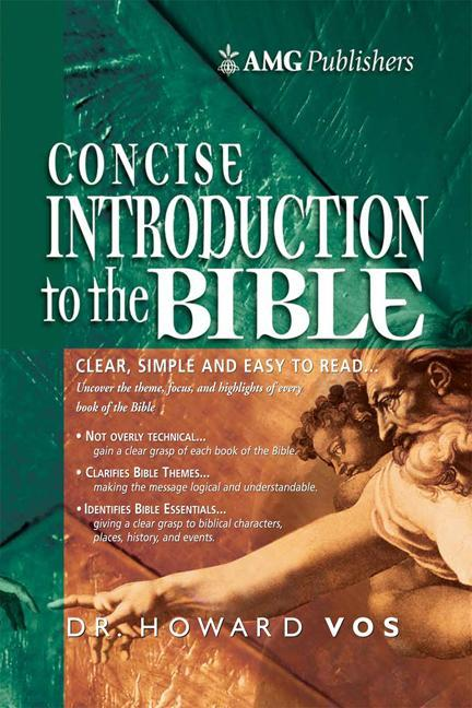 The AMG Concise Introduction to the Bible als Buch
