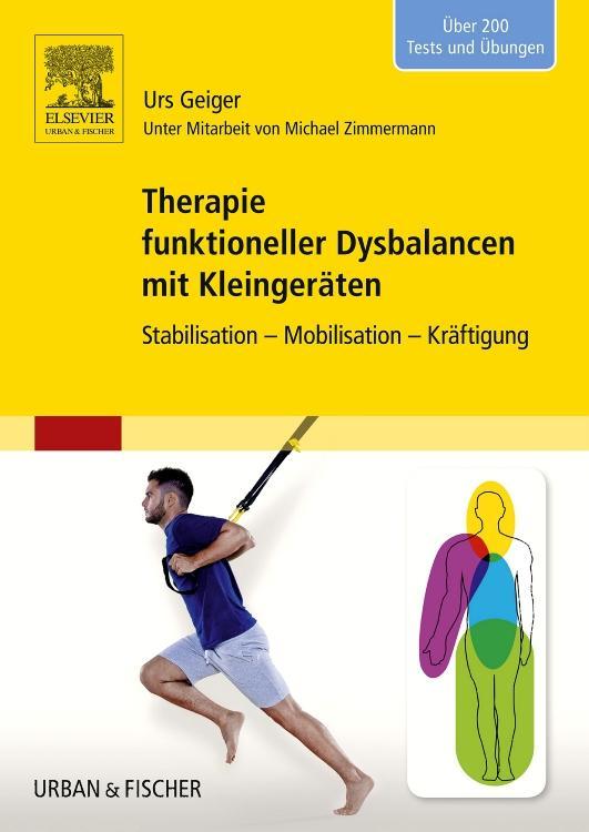 Therapie funktioneller Dysbalancen mit Kleingeräten als Buch