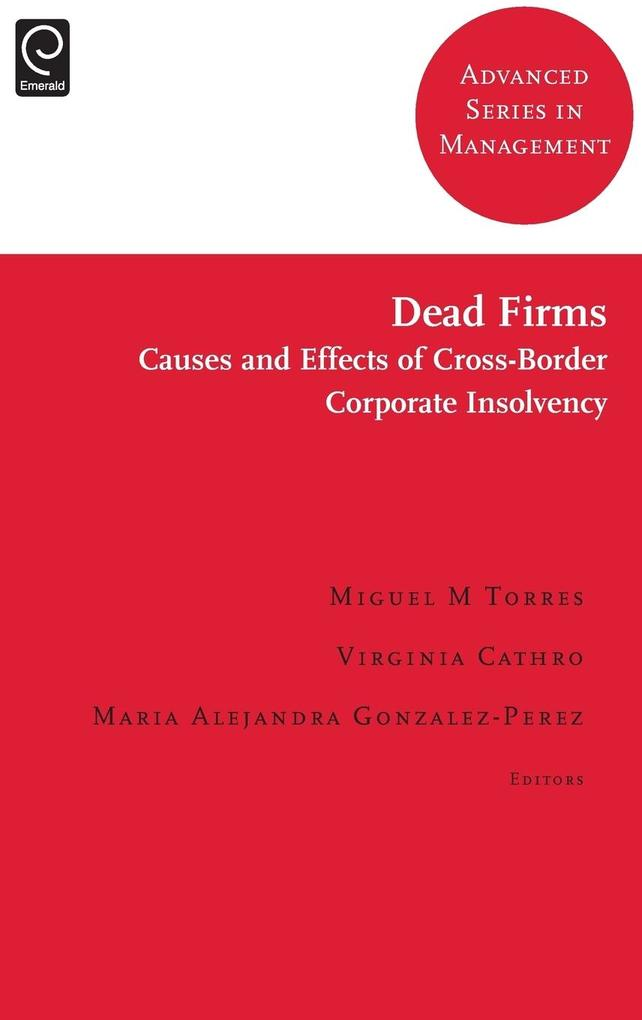 Dead Firms als Buch von