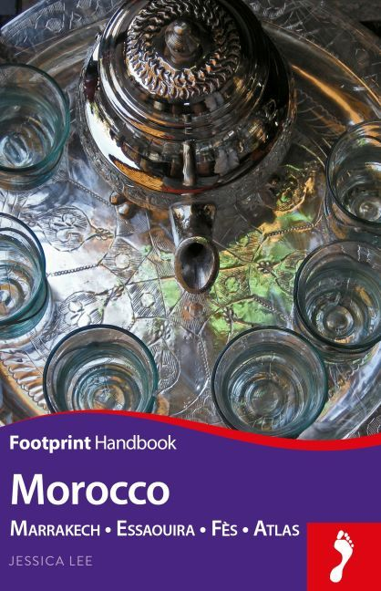 Footprint Handbook Morocco als Buch von Jessica...