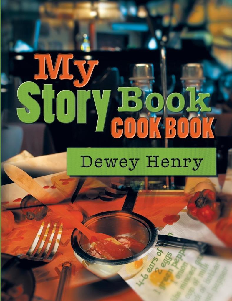 My Story Book Cook Book als Taschenbuch von Dew...