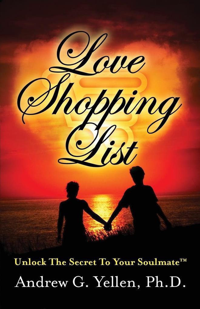 Love Shopping List als Taschenbuch von Dr Andre...