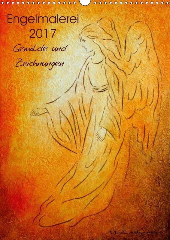 Engelmalerei 2017 Gemälde und Zeichnungen (Wand...