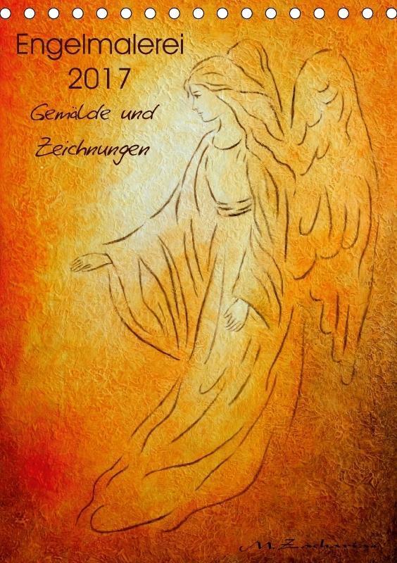 Engelmalerei 2017 Gemälde und Zeichnungen (Tisc...