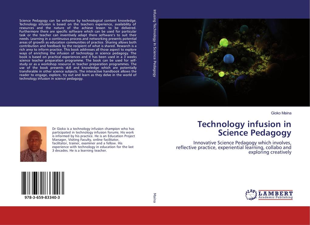 Technology infusion in Science Pedagogy als Buc...