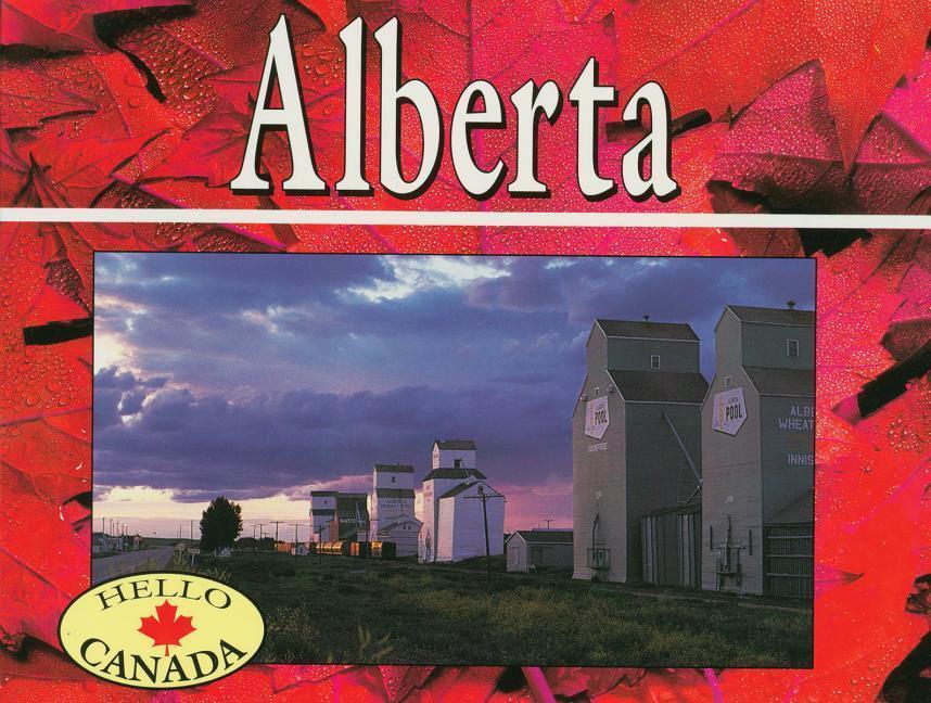 Alberta als Buch