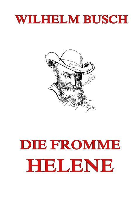 Die fromme Helene als Buch