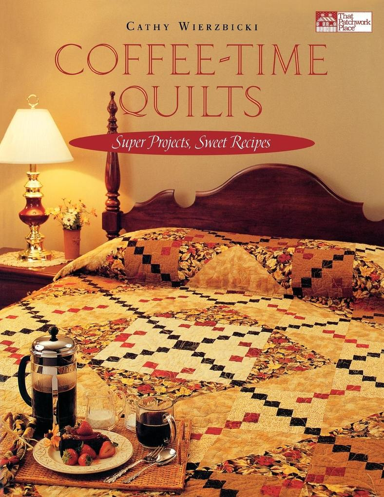 "Coffee-Time Quilts ""Print on Demand Edition"" als Taschenbuch"