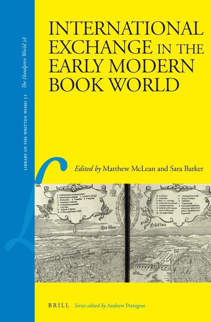 International Exchange in the Early Modern Book...