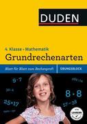 Übungsblock: Mathematik - Grundrechenarten 4. Klasse