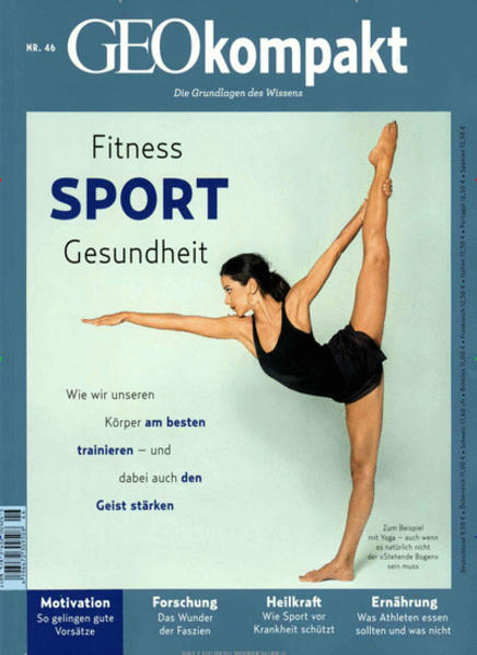 GEO kompakt 46/2016 - Fitness, Sport, Gesundhei...