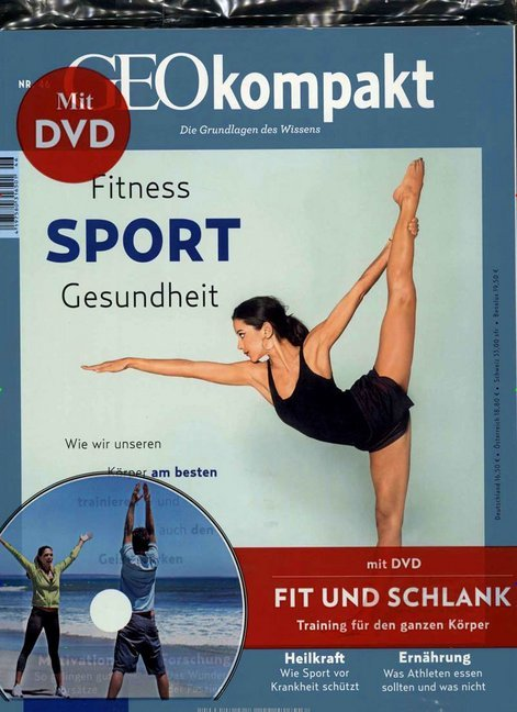 GEO kompakt mit DVD 46/2016 - Fitness, Sport, G...