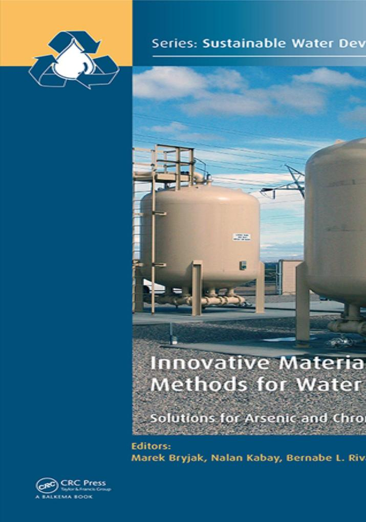 Innovative Materials and Methods for Water Trea...