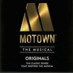 Motown The Musical (Songs Inspired Broadway Show)