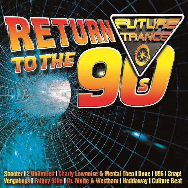 Future Trance-Return To The 90s als CD