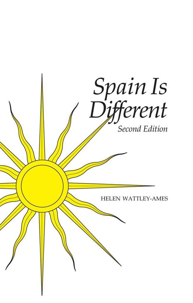 Spain Is Different als Taschenbuch