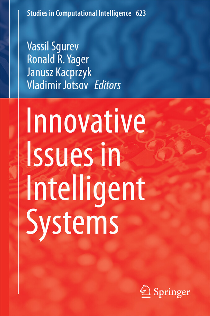 Innovative Issues in Intelligent Systems als eB...