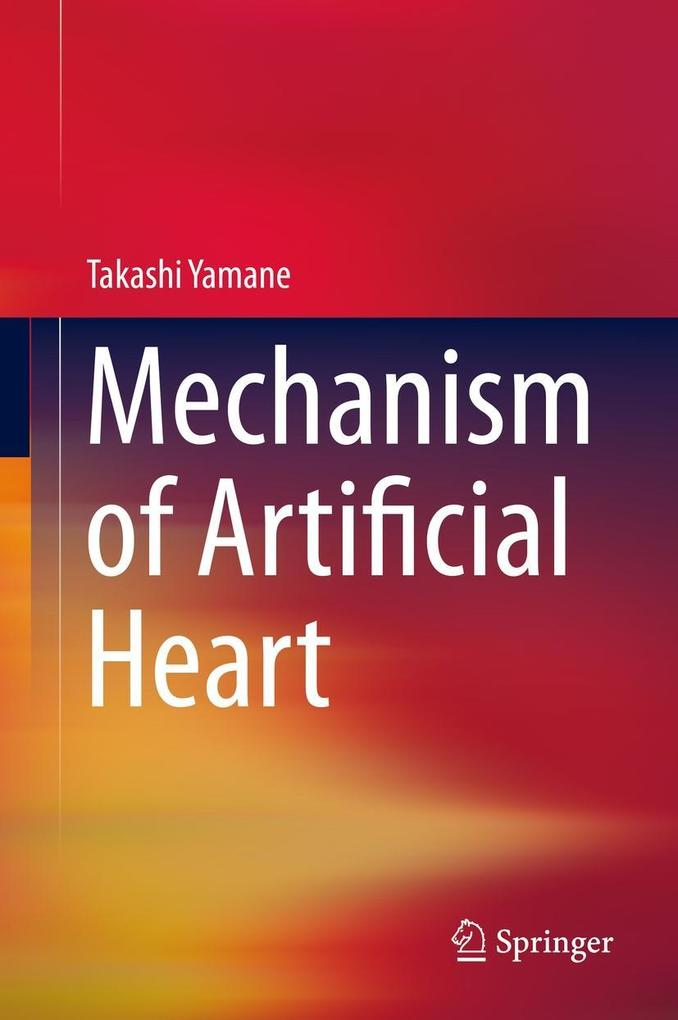 Mechanism of Artificial Heart als eBook Downloa...