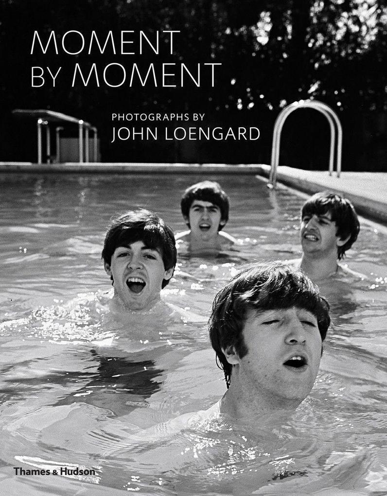 Moment by Moment als Buch von John Loengard