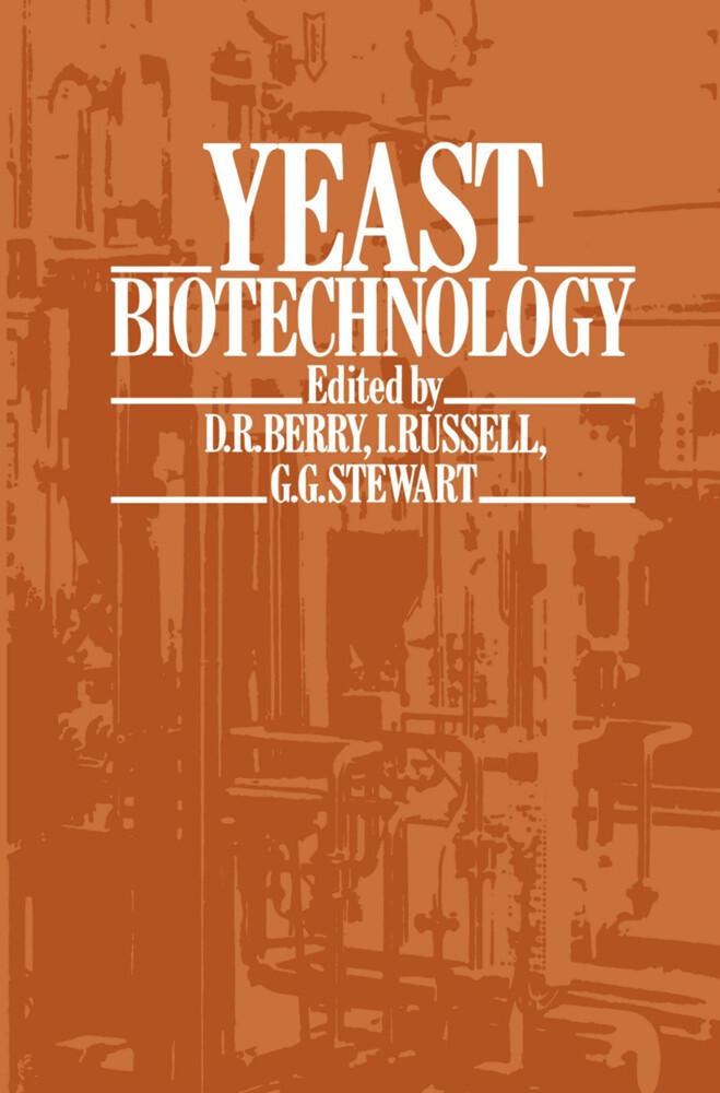 Yeast Biotechnology als Buch
