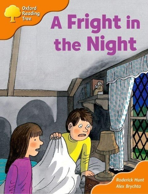 Oxford Reading Tree: Stage 6: More Storybooks: a Fright in the Night: Pack A als Buch