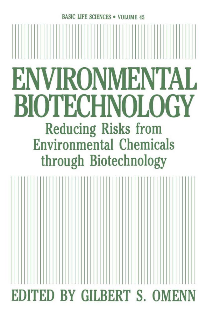 Environmental Biotechnology als Buch