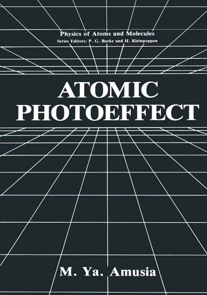 Atomic Photoeffect als Buch
