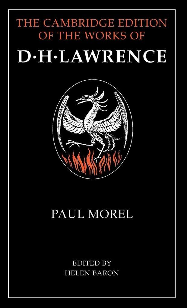 Paul Morel als Buch