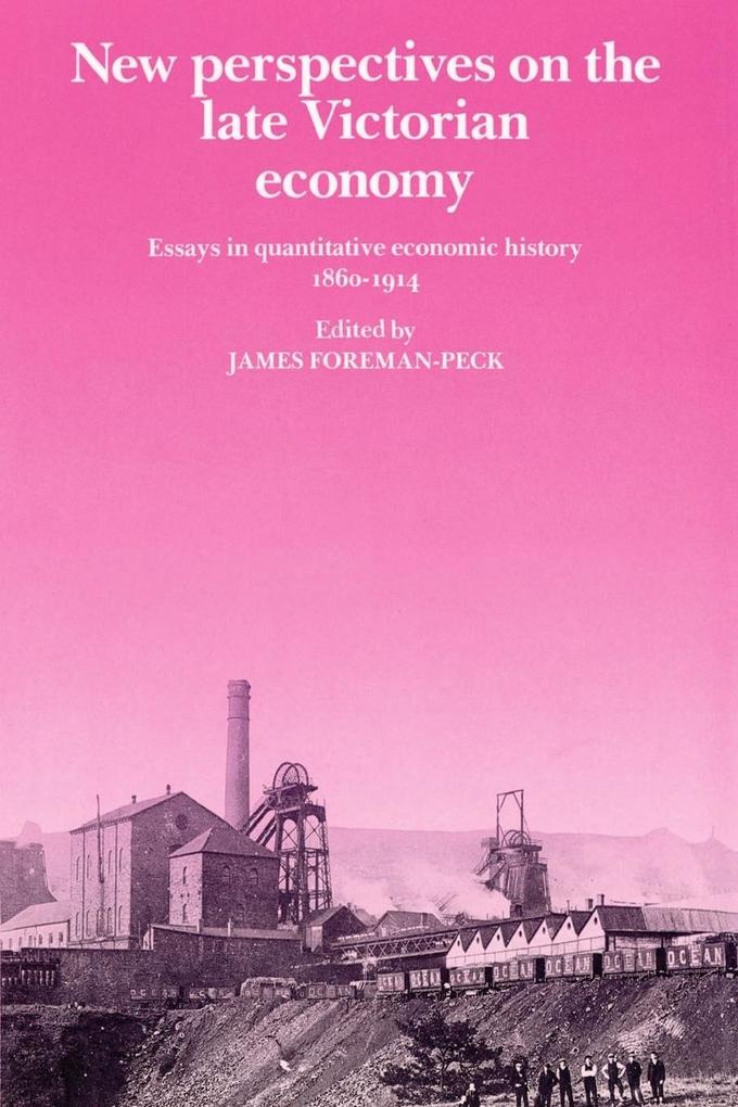New Perspectives on the Late Victorian Economy: Essays in Quantitative Economic History, 1860 1914 als Buch