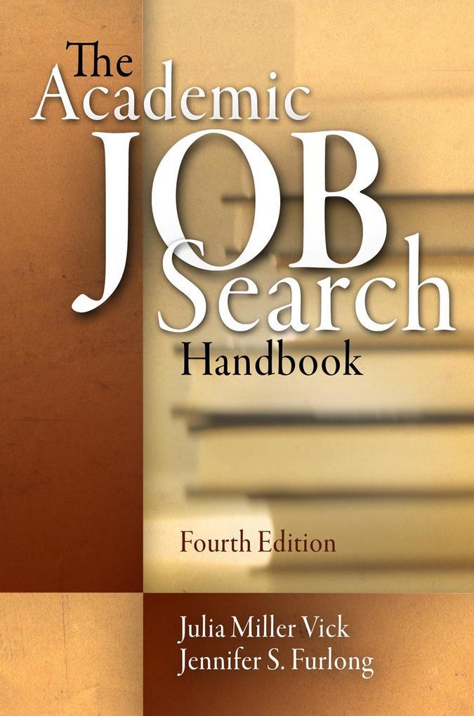 The Academic Job Search Handbook als eBook Down...