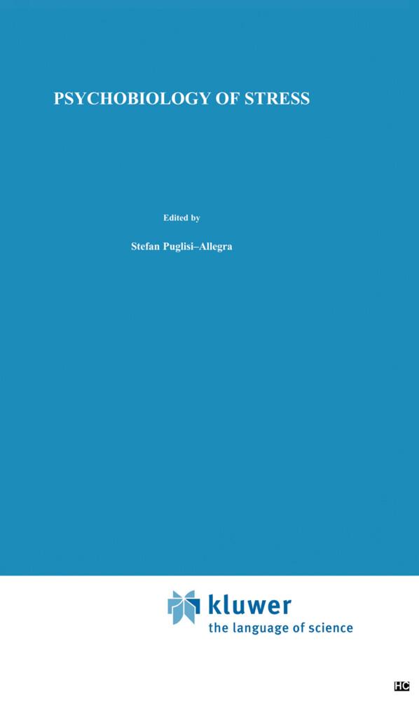 Psychobiology of Stress als Buch