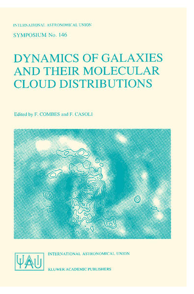 Dynamics of Galaxies and Their Molecular Cloud Distributions als Buch