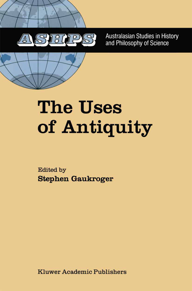 The Uses of Antiquity als Buch