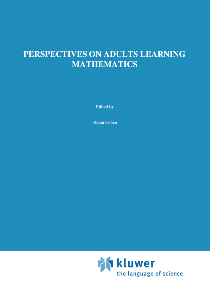 Perspectives on Adults Learning Mathematics als Buch