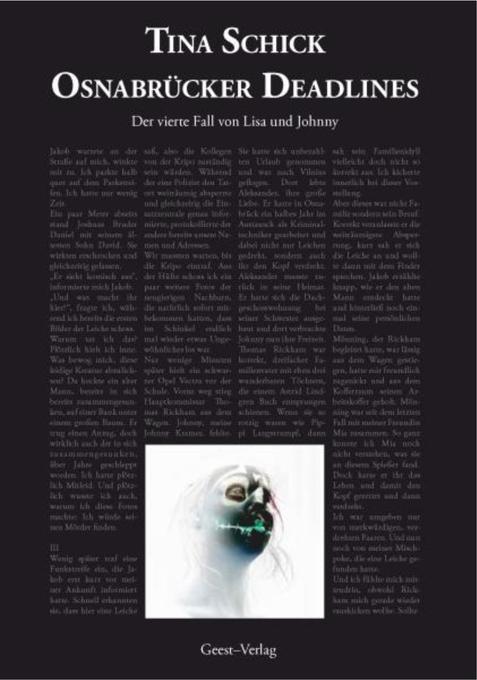 Osnabrücker Deadlines als Buch von Tina Schick