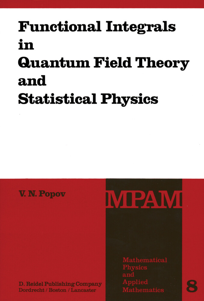 Functional Integrals in Quantum Field Theory and Statistical Physics als Buch