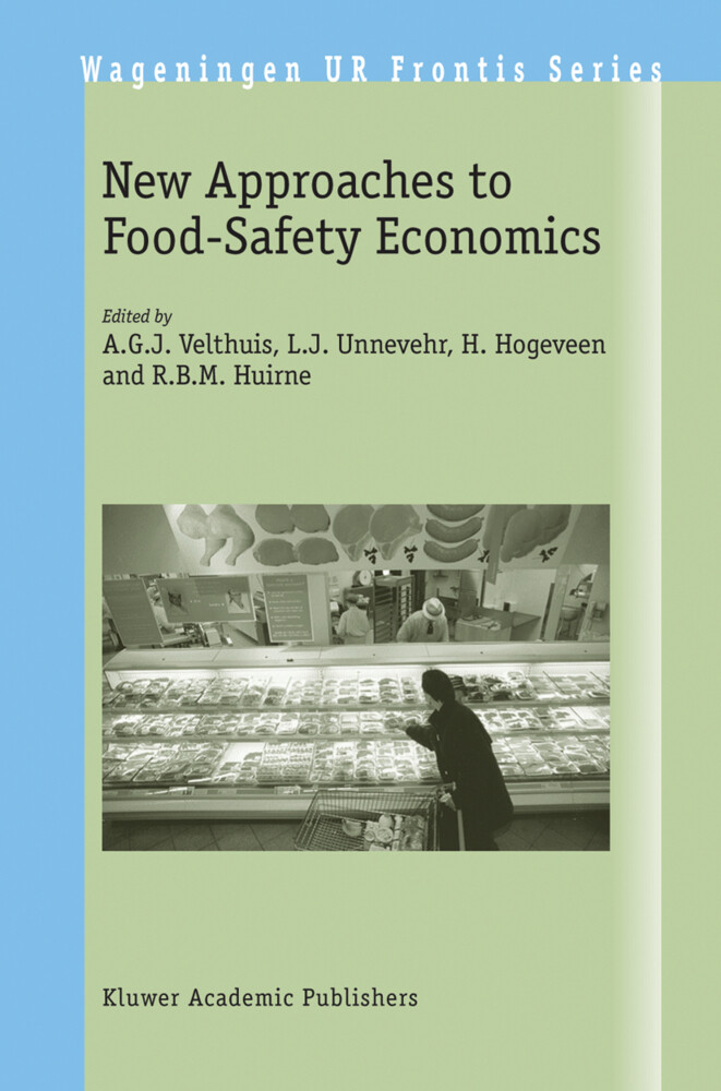 New Approaches to Food-Safety Economics als Buch