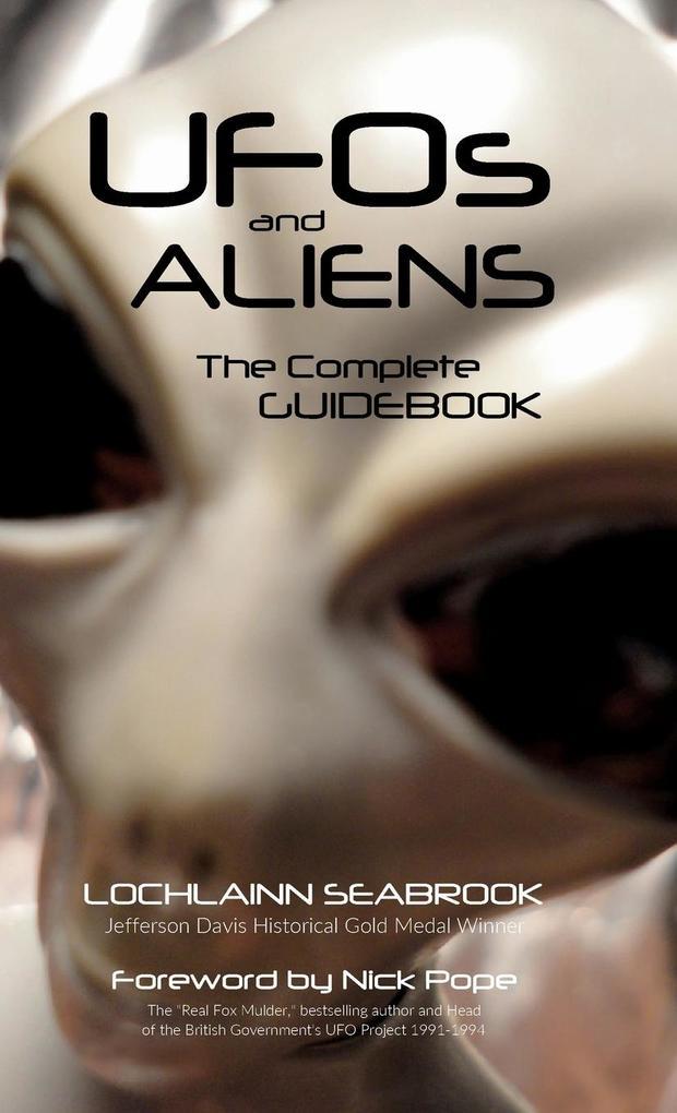 UFOs and Aliens als Buch von Lochlainn Seabrook