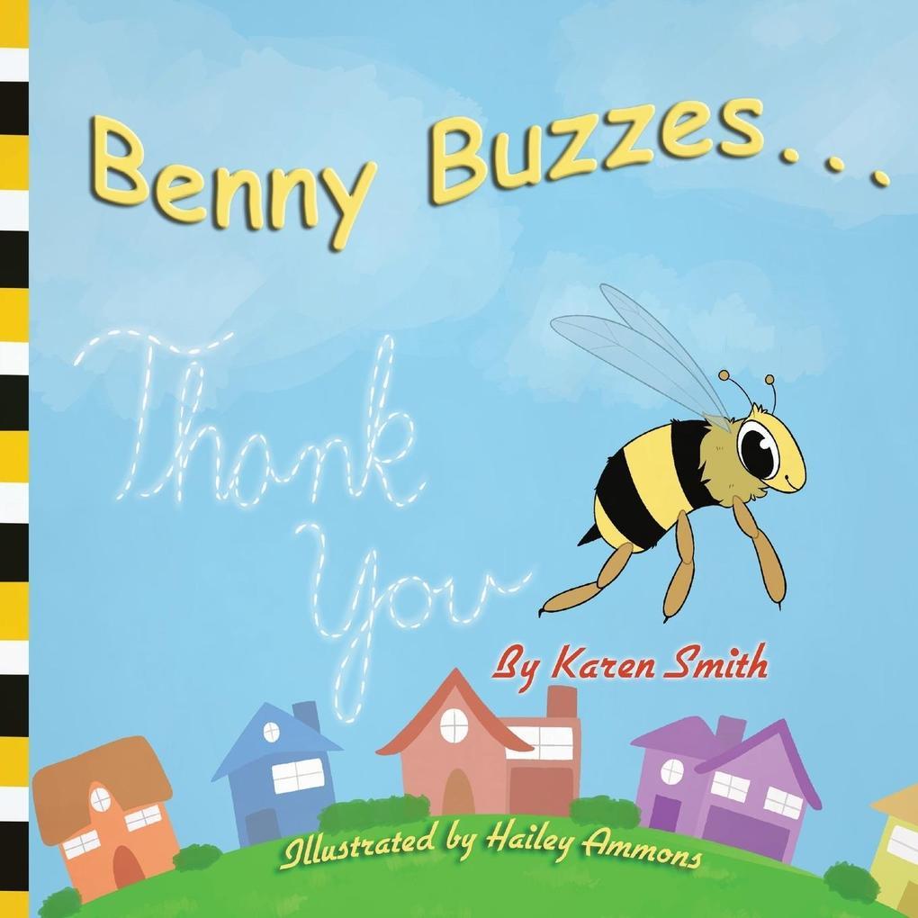 Benny Buzzes... als Taschenbuch von Smith Karen