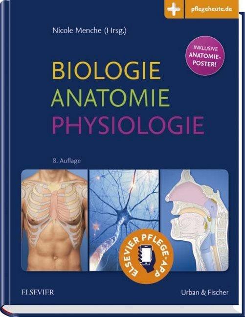Biologie Anatomie Physiologie als Buch