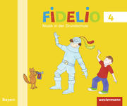 Fidelio Musikbücher 4. Schülerband. Bayern