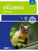Erlebnis Biologie 7/8. Schülerband. Differenzierende Ausgabe. Sekundarschulen und Oberschulen. Berlin und Brandenburg
