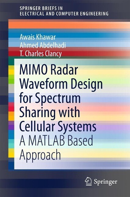 MIMO Radar Waveform Design for Spectrum Sharing...