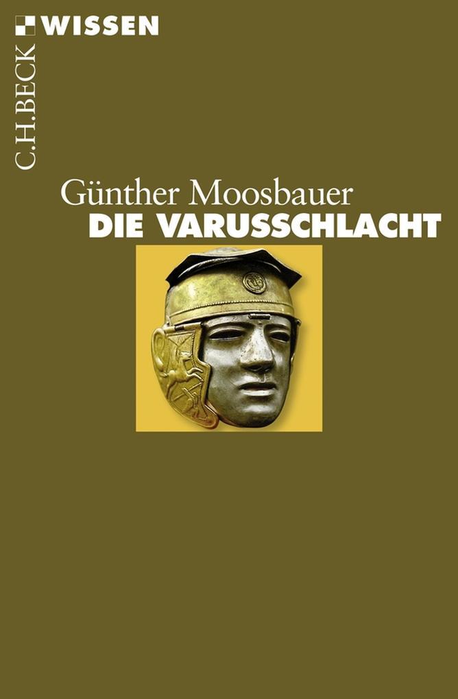 Die Varusschlacht als eBook Download von Günthe...