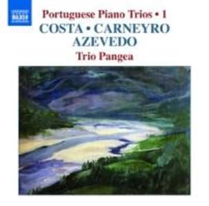 Portugiesische Klaviertrios Vol.1