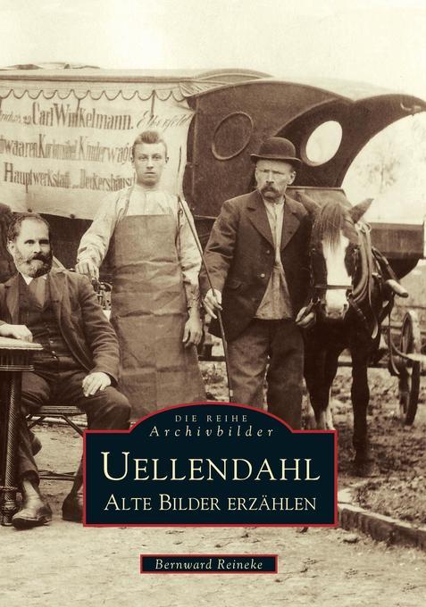 Wuppertal - Uellendahl als Buch von Bernward Re...