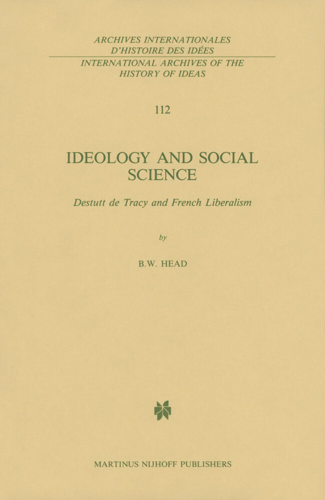 Ideology and Social Science als Buch
